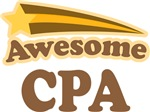 Awesome CPA Gifts T-shirts