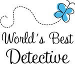 DETECTIVE GIFTS - WORLD'S BEST