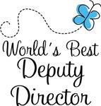 DEPUTY DIRECTOR GIFTS - WORLD'S BEST