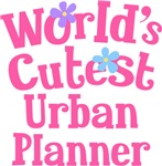 Worlds Cutest Urban Planner Gifts and Tshirts