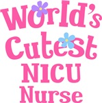 Worlds Cutest NICU Nurse Gifts and Tshirts
