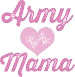 Army Mama T-shirts