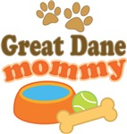 Great Dane Mom T-shirts and Gifts