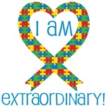 Autism I Am Extraordinary Quote