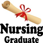 Nursing Graduate Gifts (diploma)