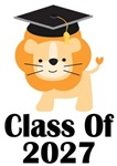 Class of 2027 Lion Graduation Design