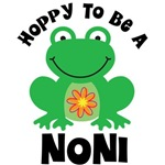 Hoppy to be a Noni Gifts and T-shirts