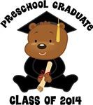 Preschool Graduate 2014 Kids T-shirts