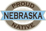 Proud Nebraska Native T-shirts