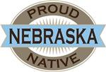 Proud Nebraska Native T-shirts