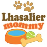 Lhasalier Mom T-shirts and Gifts