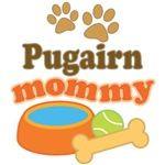 Pugairn Mom T-shirts and Gifts