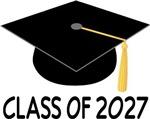 2027 School Class Tees