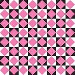 Diamond Black White Pink Gifts