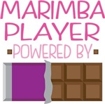 MARIMBA PLAYER powered by chocolate
