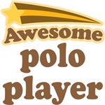 Awesome Polo Player T-shirts