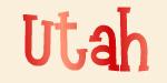 UTAH HOME STATE TSHIRTS