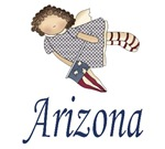 Arizona Angel T-shirts and Gifts