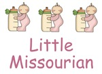 Little Missourian T-shirts and for Missouri babies