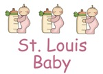 St. Louis Missouri Baby Tees and gifts