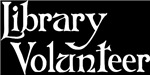 LIBRARY VOLUNTEER DARK T-SHIRTS