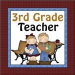 Third Grade Elementary Teacher Gifts