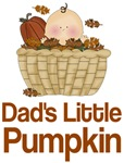 Dad's Little Pumpkin T-Shirts