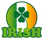 Lucky Irish Pride Clover T-shirts