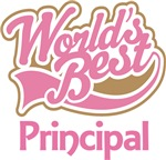 Worlds Best Principal Gifts and T-shirts