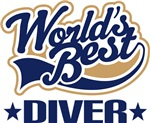 Diver T-shirts and Gifts