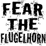 Fear The Flugelhorn Funny T-shirts