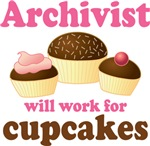 Funny Archivist T-shirts and Gifts