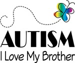 Autism I Love My Brother T-shirts
