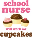 Funny School Nurse T-shirts and Gifts