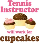 Funny Tennis Instructor T-shirts and Gifts