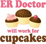 Funny ER doctor T-shirts and Gifts