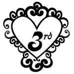 3rd Anniversary Love Gifts and Mugs