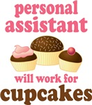Funny Personal Assistant T-shirts and Gifts