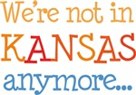 Not In Kansas Anymore Oz T-shirts