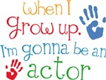 Future Actor Kids T-shirts