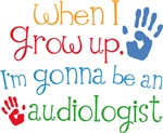 Future Audiologist Kids T-shirts