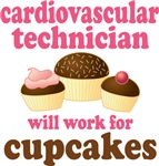 Funny Cardiovascular technician T-shirts and Gifts