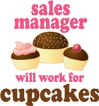 Funny Sales Manager T-shirts and Gifts