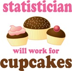 Funny Statistician T-shirts and Gifts