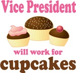 Funny Vice President T-shirts and Gifts