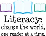 Literacy Reader T-shirts