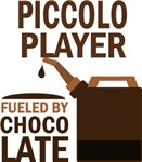 Piccolo Player Fueled By Chocolate Gifts