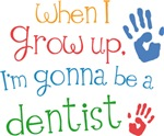Future Dentist Kids T-shirts