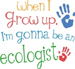Future Ecologist Kids T-shirts