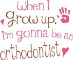 Future Orthodontist Kids T-shirts